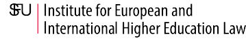 Institut für europäisches und internationales Hochschulrecht
